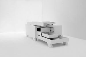 Transformer Shelf