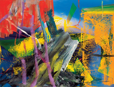 Gerhard Richter - Eule 1983