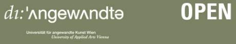 OPEN HOUSE | Angewandte Wien